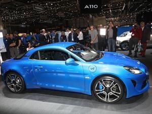 Ginebra verá el renacer el Renault Alpine