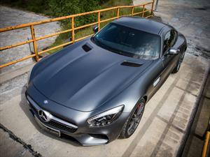 Mercedes-AMG GT por McChip-DKR ofrece 590 hp