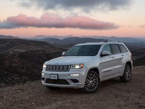 Jeep Grand Cherokee 2017 llega a México desde $734,900 pesos