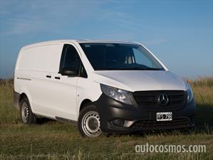 Mercedes-Benz Vito Furgón a prueba