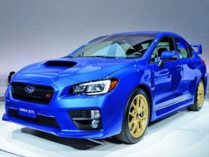 Subaru y su premiado año 2014