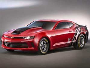 Nuevo Chevrolet Camaro COPO, listo para dominar el 1/4 de milla
