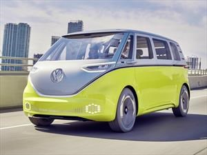 Volkswagen ID Buzz es el Concept Truck of the Year