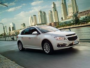 Chevrolet Cruze se renueva, info. precios y más