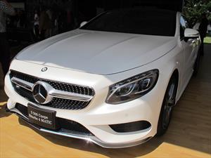 Mercedes-Benz Clase S Coupé llega a México