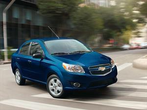 Chevrolet Aveo 2017 se presenta