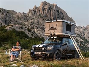 Nuevos MINI Concepts: creados para acampar