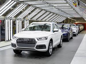 Audi inicia la producción del Q5 2017