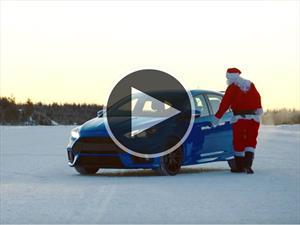 Video: Snowkhana 4 te desea Feliz Navidad con drifting