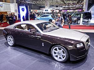 Rolls-Royce Wraith, el más poderoso de la marca