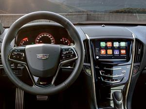 Modelos 2016 de Cadillac integran Apple CarPlay
