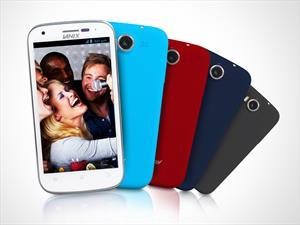 Lanix presenta su nueva línea de smartphones Ilium