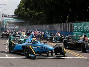 Fórmula E ePrix Buenos Aires 2017: Nadie detiene a Buemi
