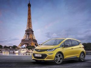 Ampera-e: Opel lanza en París su versión del Bolt