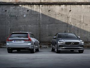 Volvo S90 y Volvo V90 obtienen 5 estrellas en EuroNCAP