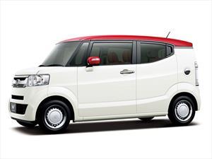 Honda N-Box Slash 2015 se presenta en Japón