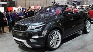 Range Rover Evoque Cabrio: Todoterreno descapotable
