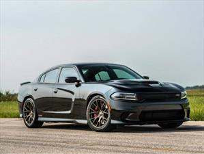 Hennessey Dodge Charger SRT Hellcat, sobredosis de poder