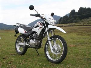 Honda XR 150 L 2015 a prueba