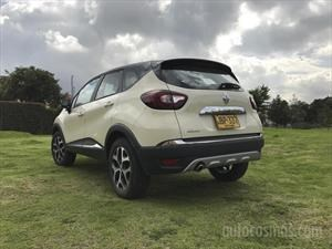 Renault Captur 2017, prueba de manejo