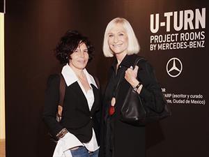 7ª edición de U-TURN Project Rooms de Mercedes-Benz