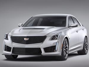 Cadillac CTS-V 2016, ¡el más potente de la historia!