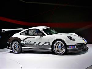 Los Porsche 911 GT3 y 911 GT3 Cup debutan en Ginebra
