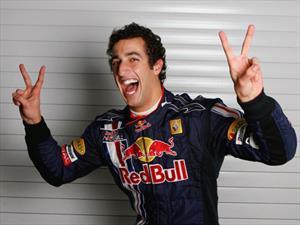 F1: Daniel Ricciardo, el nuevo compañero de Vettel en Red Bull
