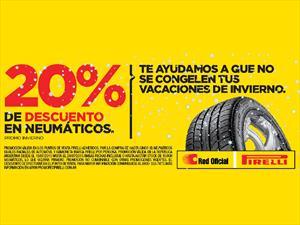 Pirelli lanza un descuento para la compra de neumáticos