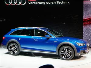 La nueva generación del Audi A4 Allroad 2017 se presenta