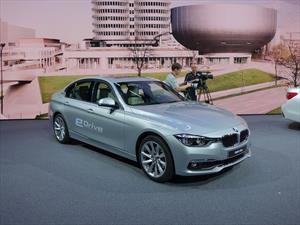 BMW Serie 3 Plug in Hybrid se presenta