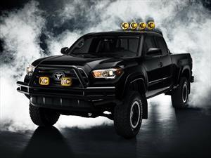 Toyota Back to the Future Tacoma Concept