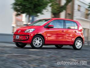 Prueba Volkswagen up! i-Motion