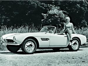 Clásicos: BMW 507