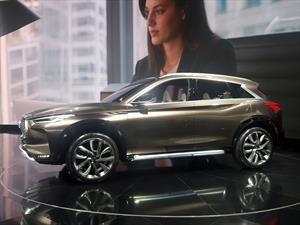 Infiniti QX50 Concept, un nuevo contendiente en el segmento SUV