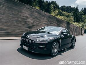 Peugeot RCZ R 2015 a prueba