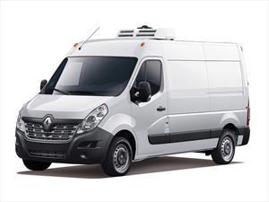 Renault Master 2017, nuevas versiones más grandes y con equipo de frio