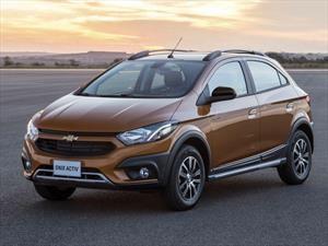 Chevrolet inicia 2017 con el pie derecho