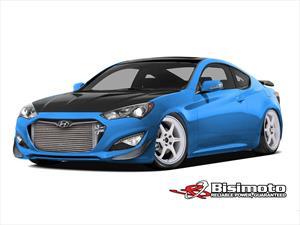 Hyundai Genesis Coupé de 1,000 hp por Bisimoto