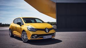 Actualización para el Renault Clio RS 2016