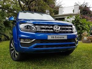 Amarok V6 comienza su pre venta en Argentina