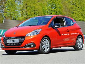 Peugeot 208 logra récord de rendimiento: 50 Km/l
