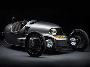 Morgan EV3, el 3-Wheeler eléctrico