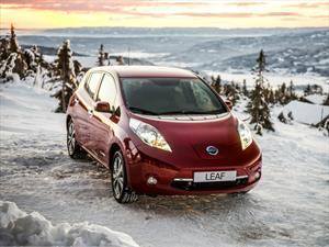 Nissan LEAF 2016 ofrece una autonomía de 250 kilómetros
