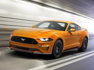 Ford Mustang 2018, la evolución del icónico pony car