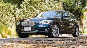 BMW 118iA Urban Line 2012 a prueba
