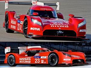 Nissan regresa a Le Mans con el GT-R LM NISMO
