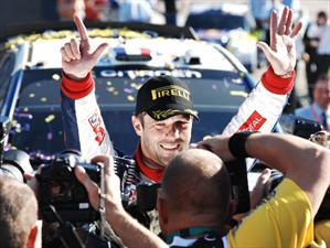 WRC: Sébastien Loeb gana el Rally Argentina