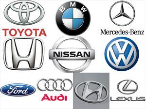 Top 10: Las marcas automotrices más valiosas del mundo