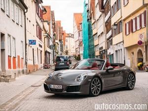 Porsche 911 Cabriolet 2017 a prueba